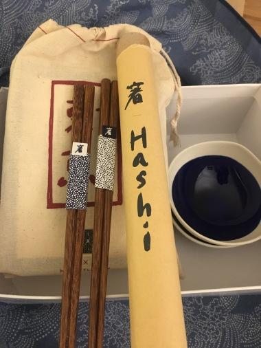 Sushi partie